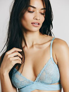 Intimately Siren Song Bra at Free People Clothing Boutique