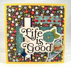 Life is Good.  www.michellephilippi.com