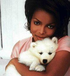 Janet Jackson 90s, Michael Jackson, Mary J, The Jacksons, Black Girl Aesthetic, Shih Tzus, Fun Shots, Music Artists, Puppy Love