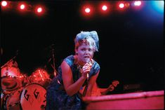 The Go-Go's, the Whisky A Go Go, January 1, 1981.  Source: DAVID MARKEY  - 22 Lost Photos From The '80s L.A. Hardcore Scene