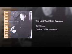 """""""New York Minute"""" by Don Henley, from the album """"The End of the Innocence,"""" 1989 That Way, Are You The One, Play It Again Sam, A New York Minute, Texas Music, Take You Home, Inside Job, Universal Music Group, My Favorite Music"""