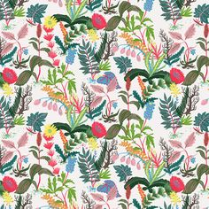 Llew Mejia for Astek Wallpaper by Llew Mejia, via Behance