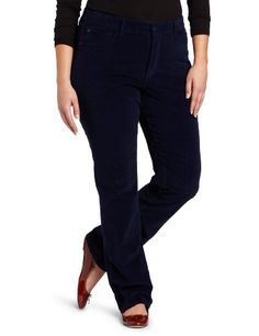 Not Your Daughter`s Jeans Women`s Plus-Size Marilyn Straight Leg Corduroy Jean $61.24