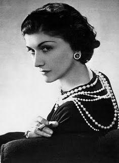 pearls, Chanel ...enough said