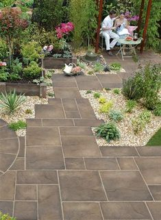 Paving | Marshalls Paving Ranges - Paving. Like pattern