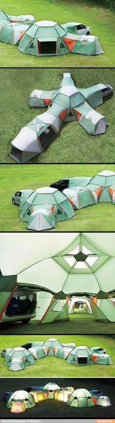 Camping! Tent!