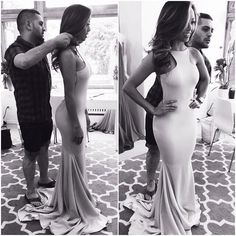 Body hugging dresses