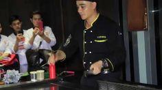 Thích thú với Teppanyaki biễu diễn nấu ăn đỉnh cao