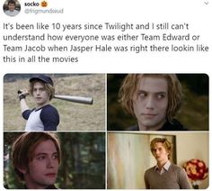 Twilight Jokes, Twilight Saga Series, Funny Quotes, Funny Memes, Book Memes, Mood, Book Fandoms, Book Worms, Book Lovers
