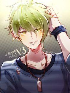 [late post] 3 days until new Danganronpa release in Japan! New Danganronpa V3, Danganronpa Memes, Harmony Art, Rantaro Amami, Weak In The Knees, Manga Boy, Anime Boys, Trigger Happy Havoc, Perfect Boy