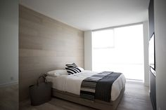 """:: BEDROOMS :: """"A stylish and sophisticated bedroom that features Missoni Home and Suki Cheema cushions from Provide."""" Condo Renovation - Interior design by Gaile Guevara. Condo Bedroom, Diy Bedroom Decor, Master Bedroom, Home Decor, Muji Home, Bedroom Minimalist, Sophisticated Bedroom, Estilo Interior, Apartment Interior"""