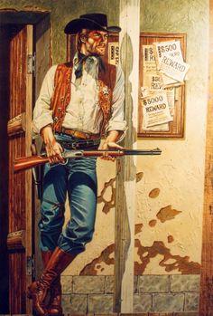 Clint Eastwood - Paul Gulacy