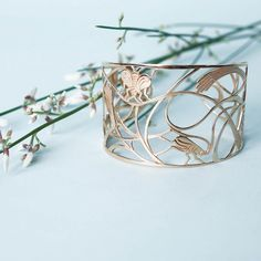 Mother earth cuff⎪TinyOm, Jewellery for the Soul