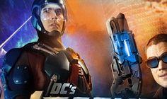 #LegendsofTomorrow #TVShow HD #Trailer