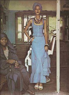 devodotcom: PAT CLEVELAND - BARRY MCKINLEY AFRICA 1974