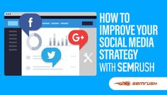 How to Improve Your #SocialMedia #Strategy with SEMrush rite.ly/joV5