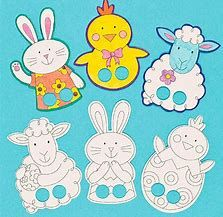 Image result for Easter Finger Puppets