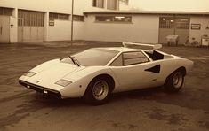 1974 Lamborghini Countach LP400 The First Walter Wolf