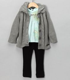 Calvin Klein Infant and Toddler Girl's 3 Piece « Clothing Impulse