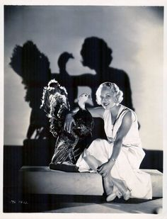 Actress Leila Hyams