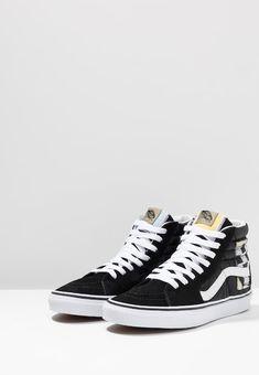 fdd3168a85 SK8 - Sneakers hoog - black true white   Zalando.nl 🛒