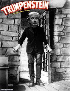 Trump Horror Movie