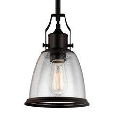 $169 7.5D Classic Bell Shade Pendant - Small