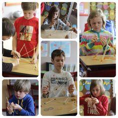 Vijfde leerjaar Sint-Michielsschool Waarloos: Techniek in de klas