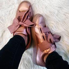 27f6889b147576 Puma Basket Heart Pink    Super schöner Sneaker für Frauen! Foto  https