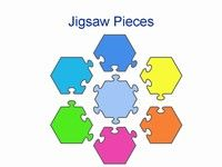 Powerpoint Jigsaw Puzzle Powerpoint Template  Loving What You Do