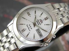 [TimeMob] Relógio Orient Automático Social (3 estrelas) R$296,65