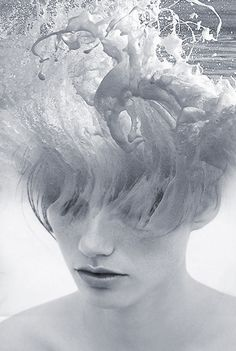 Activity #2  Digital Art | Aphrodite... born of the waves by Antonio Mora