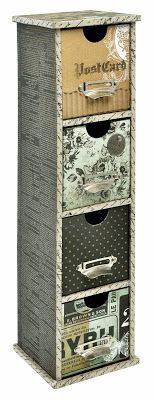 Tall Storage - 75 Cents