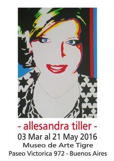 Allesandra Tiller - Exhibitions