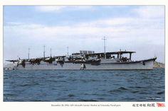 The IJN Carrier Shoho  December 1941