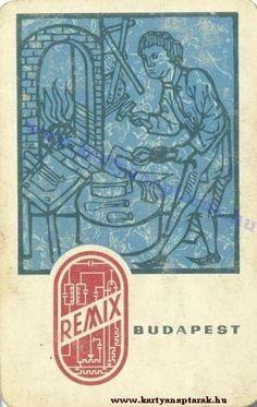 1964 - 1964_0148 - Régi magyar kártyanaptárak Pocket Calendar, Retro, Cards, Pockets, Pocket Diary, Maps, Retro Illustration, Playing Cards