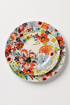 Sissinghurst Castle Dinnerware - Anthropologie.