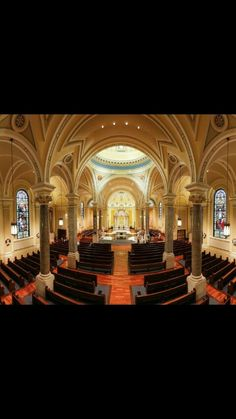 St. Mary Cathedral Wichita, ks. Kansas, Taj Mahal, Cathedral, Photographs, Mary, Mansions, Architecture, Abstract, House Styles