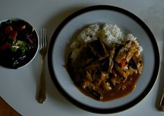 Simple & Delicious: best of best Beef Stroganoff | 365+ Gourmet Meals on a Budget  http://365gourmet.blogspot.com/2012/06/simple-delicious-best-of-best-beef.html