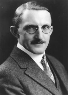 Horner etwa 1921