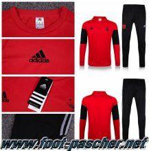 Survetement Adidas Homme Pas Cher Benfica Rouge/Noir 2016/2017 Discount