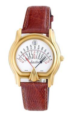 Jean d'Eve Mechanical Watches - 652452ES BRN Mens Sectora
