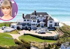 Taylor Swift moves into her new seaside estate in the charming village of Watch Hill, Rhode Island.