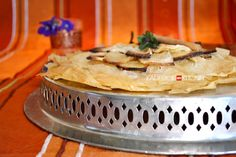 Recette tarte fine à la pâte filo et pommes pour Culino Versions #tarte #pomme #filo #pâtefilo #dessert #recette #kaderickenkuizinn #CulinoVersions