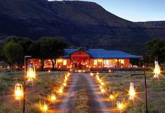 Stay at the Samara Private Game Reserve and experience a life changing, luxury safari in the Graaff Reinet region of the Eastern Cape! Book your stay with us! www.WhatAHotel.com