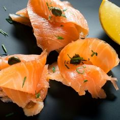 An easy homemade lox recipe (smoked salmon recipe). Making your own lox is very easy. I'll show you how to store it and what to do with leftover lox. Smoked Salmon Recipes, Fish Recipes, Lox Recipe, Salmon Lox, Smoked Fish, Fish And Seafood, Keto Snacks, I Love Food, The Cure