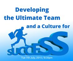 Lee Robinson will discuss 'Developing the Ultimate Team and a Culture for Success. Would you like a team that does what you want, when you want, and works autonomously for the benefit of the business, the client and the pet? Join us tonight @ 8:30pm! Click here to register.