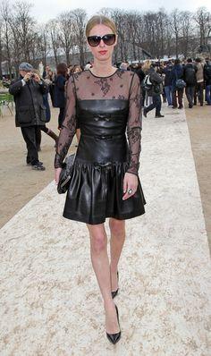 Nicky Hilton in Valentino Best Street Style Looks - StyleBistro