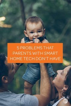 Why not use the latest technology to make parenting easier in your home? Here are five parent problems that are a thing of the past thanks to home automation and security.