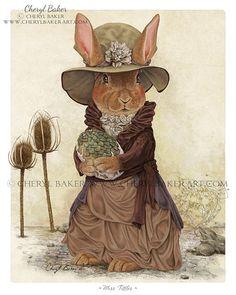Miss Bunny...